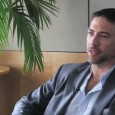 Watch an interview with Adam Rayner, who plays Aidan Marsh...