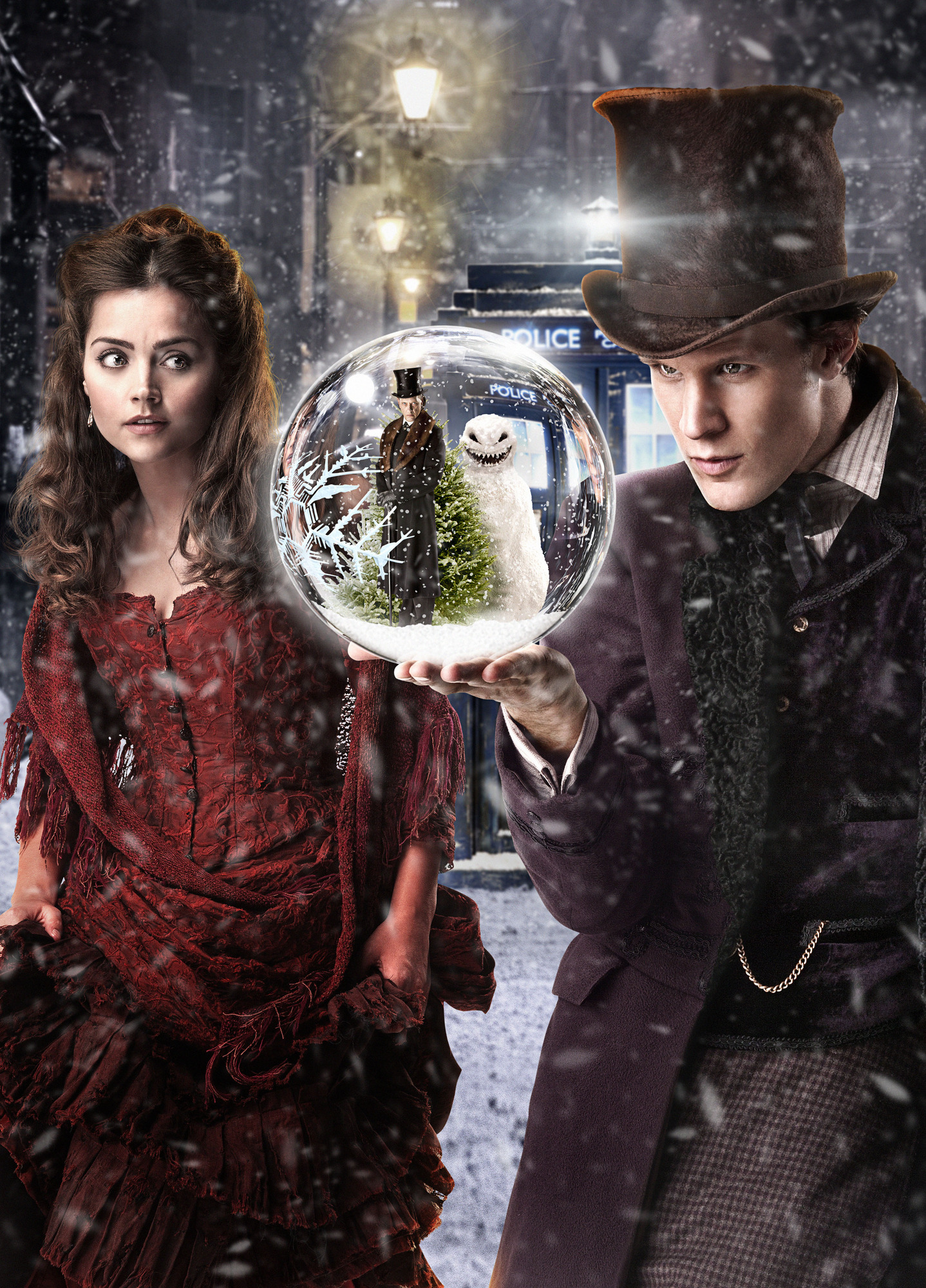 DOctor Who Christmas Special 2012 - Inside Media Track