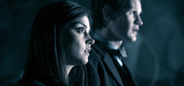Introducing The Name of the Doctor A Message for Clara...