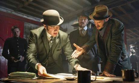 Ripper Street producer in talks with LoveFilm for show return - Inside Media Track