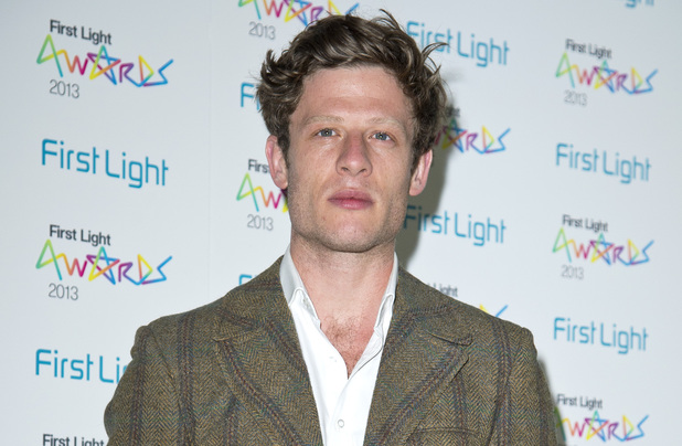 Grantchester ITV 2014, l'adaptation des romans de James Runcie Wpid-showbiz-first-light-awards-james-norton