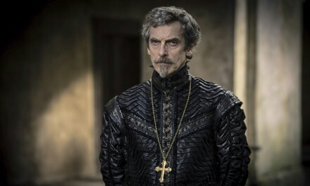 Off-screen death for The Cardinal Peter Capaldi's new role as […]