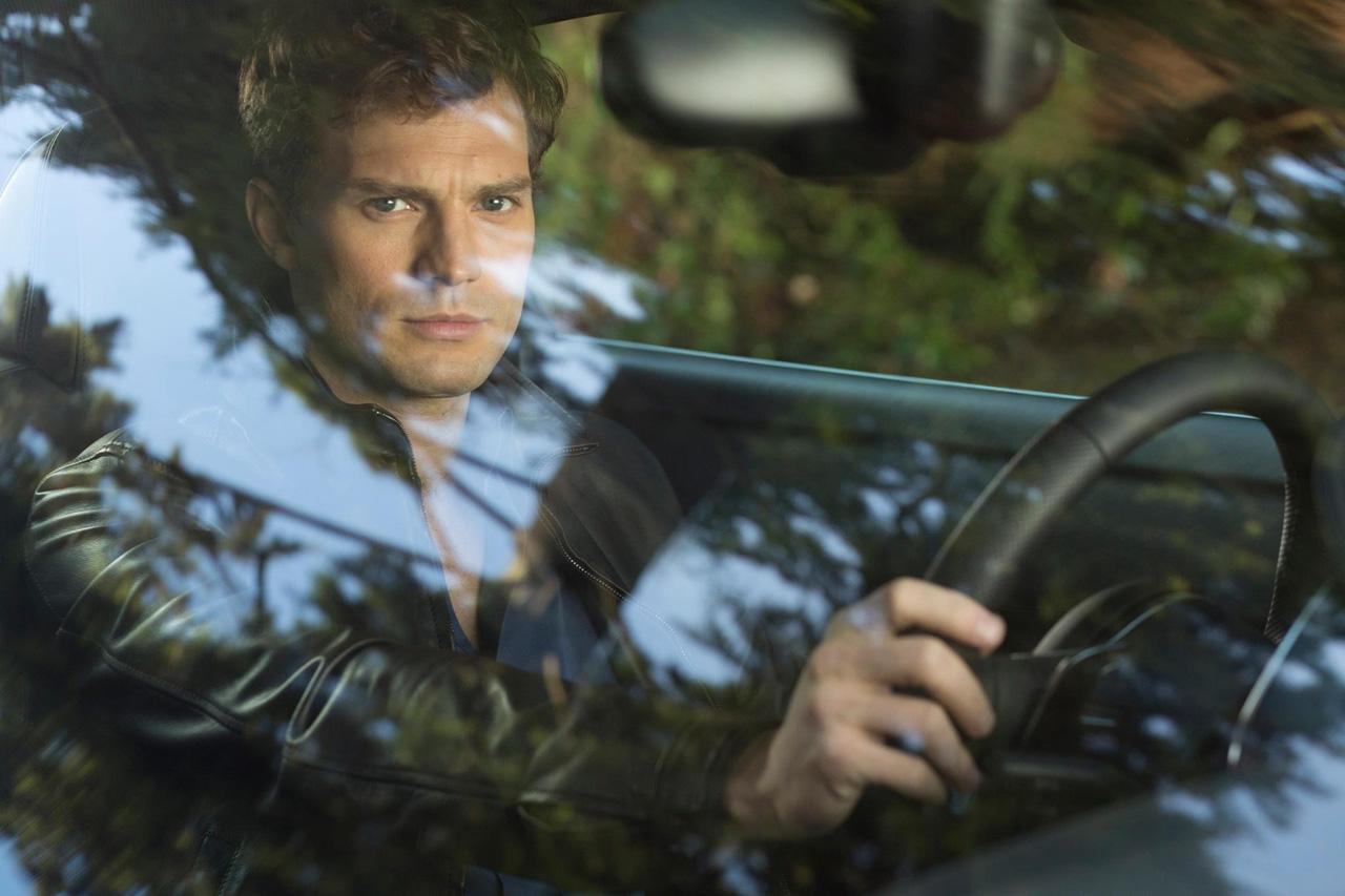 Jamie dornan in first look fifty shades of grey picture for Fifthy shade of grey