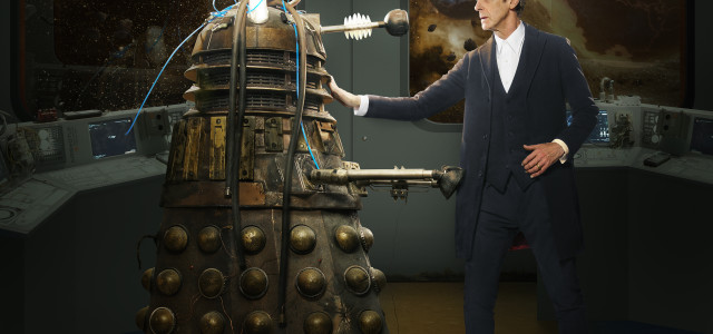 Doctor Who series 8 continues with episode 2, Into The […]