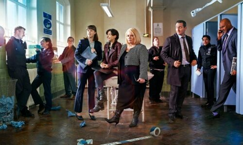 Sarah Solemani joins No Offence […]