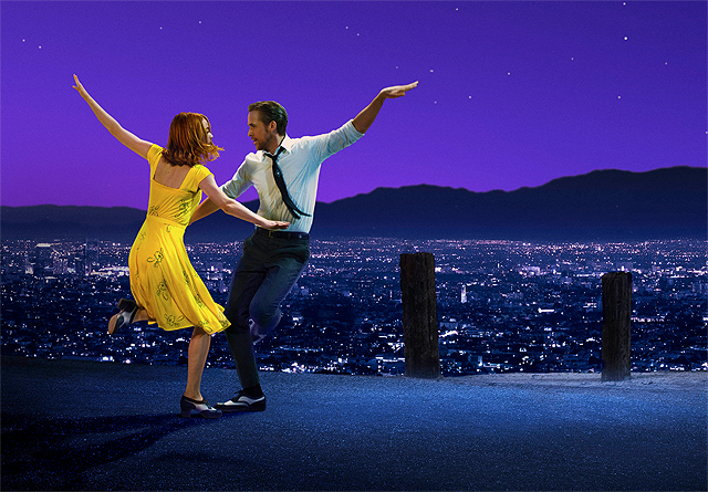 Image result for La la Land Dancing